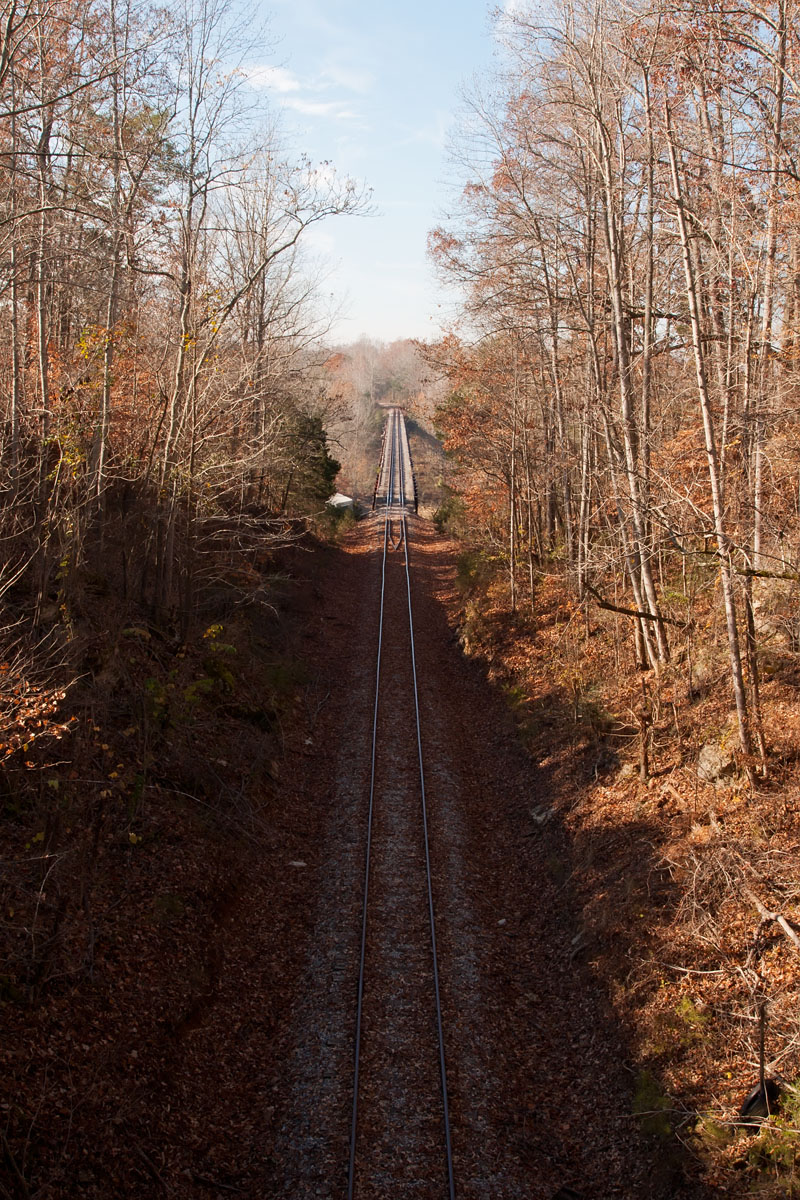 Tennessee white county walling -  The Caney Fork Western Railroad